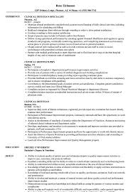 Download Clinical Dietitian Resume Sample As Image File
