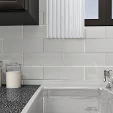 4 X 8 Glossy White Subway Tile by 19 Best 4x12 Subway Tile Images On Pinterest Subway Tiles