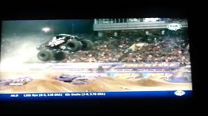 100 Monster Truck Jump Biggest YouTube