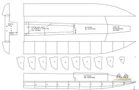 outrigger rc boat plans