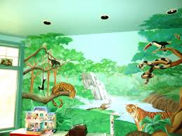 Teens Room Kids Bedroom Teen Decorating Ideas Come With Bamboo Forest Wall Mural For Living Decor Jungle Inspired Design House Regarding Jungl