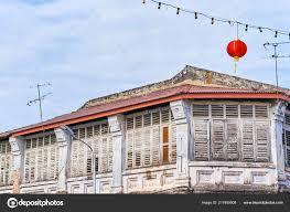 100 Houses In Malaysia Georgetown Penang Island Stock Photo Dudewayap