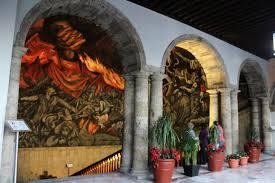 Jose Clemente Orozco Murales Palacio De Gobierno by 6 Faces Of Guadalajara Discovering Mexico Overlooked By Tourists