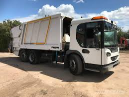 Used Dennis Elite 2 Garbage Trucks / Recycling Trucks Year: 2009 ...