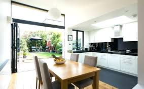 Kitchen Diner Extension Ideas Living Room Attractive Photos Gallery Of Best Popular