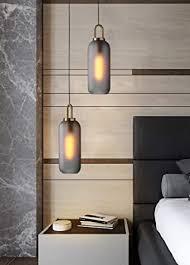 nordic pendelleuchte licht postmoderne schmiedeeisen glaskugel kronleuchter matt für esszimmer arbeitszimmer schlafzimmer nachttisch durchgang