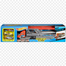 100 Hot Wheels Car Carrier Truck Toy Carrier Trailer Vehicle Hot Wheels Png Download