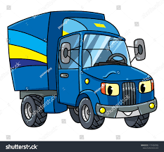 100 Funny Truck Pics Small Lorry Eyes Stock Vector Royalty Free 1171858783