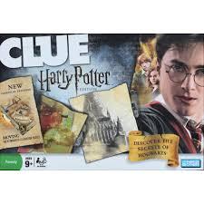 Buy Clue Harry Potter