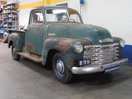 Chevrolet 3100 Pickup 1951 Patina Truck | The H.A.M.B.
