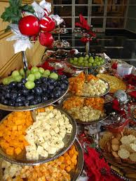 Having A So Then Mexican Wedding Reception Finger Food Buffet I Like The Idea Of