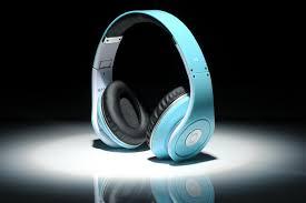 attractive Beats By Dre Studio HD Light Blue Headphones Review