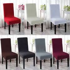 Dining Room Chair Slipcovers Ebay Rh Com Covers For Chairs