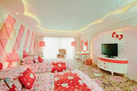 Chic Hello Kitty Bedroom Accessories Decor Ideas