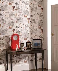 papiers peints pour chambre du papier peint pour une chambre d enfant frenchy fancy