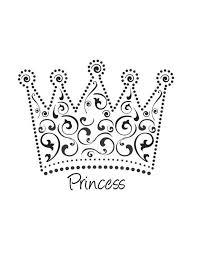 Printable Crown Template 03