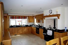 Traditional Farmhouse Kitchen With Aga Stove Dromore County Down 1920 Decorating Ideas