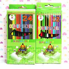 12 Colors 18 24 Secret Garden Coloring Books Pencils For Adult Drawing