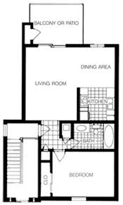 One Bedroom Apartments Richmond Va by 1 2 And 3 Bedroom Apartments In Richmond Va Floor Plans
