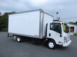ISUZU NPR HD DIESEL 16FT BOX TRUCK - Cooley Auto - Cooley Auto