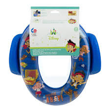 Walmart Potty Chairs For Toddlers by Jake And The Never Land Pirates Soft Potty Seat 1 0 Ct Walmart Com