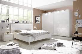schlafzimmer agnesa mit siebdruck weiß