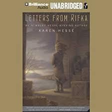 Amazon Letters from Rifka Audible Audio Edition Karen