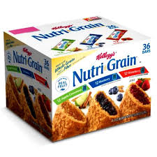 View Nutri Grain Breakfast Bars