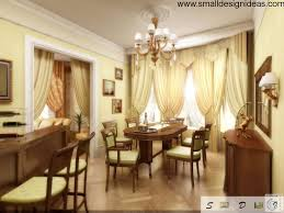 Dining Room Combined With Kitchen Is Very Convenient