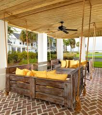 Great and Fun Ideas Porch Swing Bed