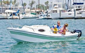 West Wight Sportster Compact Cuddy Cabin Cruiser