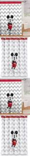 Mickey Mouse Bathroom Sets At Walmart by Classic Mickey Mouse Shower Curtain Clic Clubhouse Best Disney And