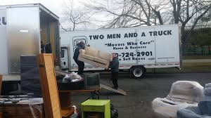 TWO MEN AND A TRUCK® Central Connecticut Wraps Up A Banner Year With ...