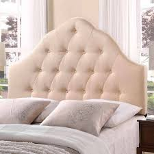 Wayfair White Queen Headboards by Modway Sovereign Queen Upholstered Headboard Multiple Colors