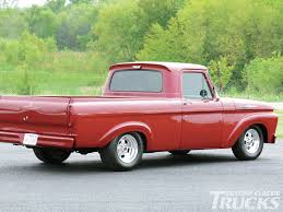1961 Ford F-100 Unibody- A Crowning Achievement - Custom Classic ...