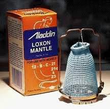 Aladdin Mantle Lamp Model 23 by Aladdin Lamp U0026 Heater Spares
