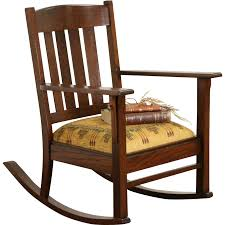 1861 Craftsman Rocking Chair Plans Rattan Table And Chairs