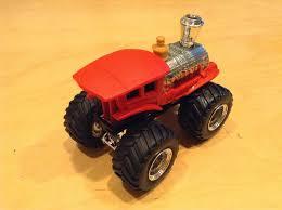 Julian's Hot Wheels Blog: Derailed Monster Jam Truck