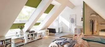 raumaufteilung im dachgeschoss