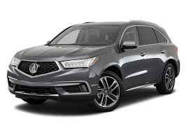 Does Acura Mdx Have Captains Chairs by 2017 Acura Mdx Metro Acura In Montclair