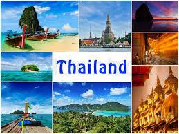 Thai Travel Tourism Concept Design