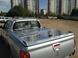 Diamond Plate Bed Rail Caps by Covers Aluminum Truck Bed Cover Aluminum Pickup Truck Bed Covers