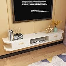 wand tv schrank schlafzimmer wohnzimmer wandregal schwebende