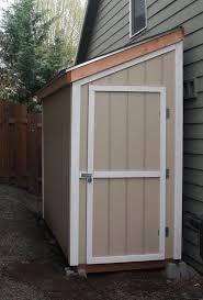 slant roof shed plans 4 x 10 shed detailed building plans do