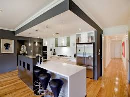 stupendous modern kitchen island bench with glass mini pendant