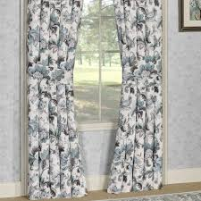 Jacobean Floral Design Curtains by Atrium Jacobean Floral Comforter Bedding By J Queen New York
