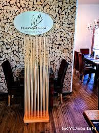 bambus sichtschutz und raumteiler für indoor und outdoor