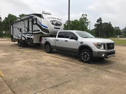 First Fifth Wheel Tow - Nissan Titan XD Forum Improve Your Safety On The Road By Towing With A Larger Rv Truck Universal Fifth Wheel Rack With Two 59 Movable Crossbar Our 5th Tow Vehicle Meandering Passage 2018 Ram 3500 Gets 930 Lbft Of Torque 30k Fifthwheel Hitch Pro Series Trailer W Square Tube Slider Slide Bar 3100 Traditional Superglide How It Works Ford Super Duty 2016 V10 Modhubus Sweet Dodge 2500 Lifted Trucks I Like And To Hook Up A Youtube Lifted Truck Wheel Enthusiasts Forums F250 Buyers Want Big Luxury In 2017 Talk Medium And For Surprising