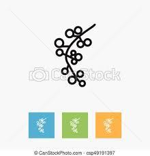symbole cuisine outline plat prime symbole cuisine isolé vecteurs eps