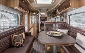 2016 Knaus Sun I Tag Axle A Class Motorhome Interior Image